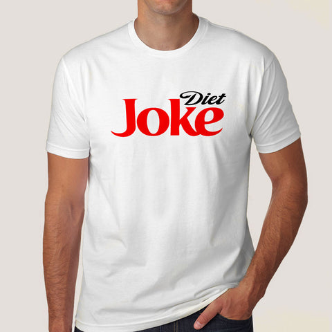 diet joke funny parody tshirt india