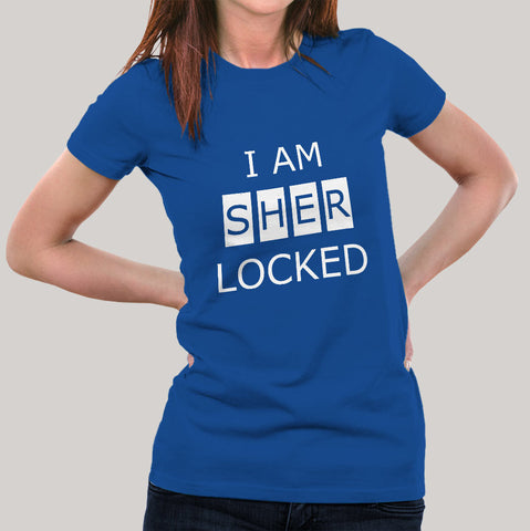 I'm Sherlocked - Sherlock Fan Women's T-shirt