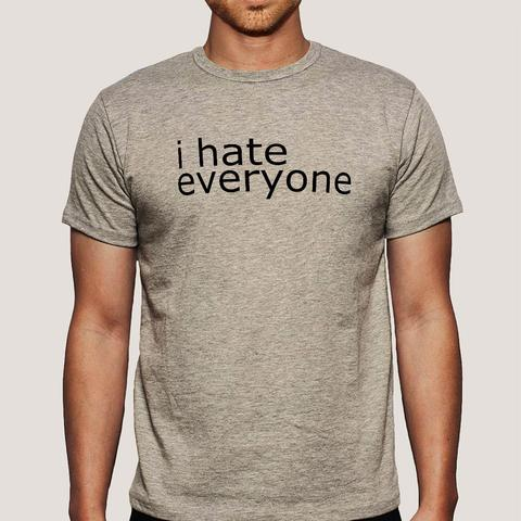 Buy This I Hate Everyone  Offer Men's T-shirt