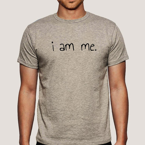 I Am Me  Men's T-shirt