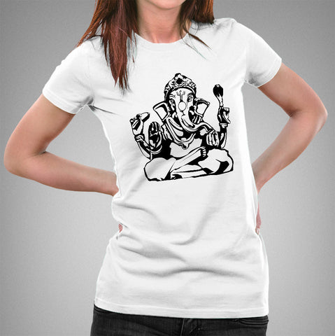 Lord Ganesha Women's T-shirt