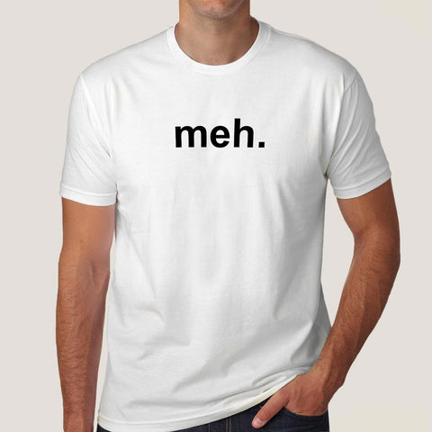 meh! Men's T-shirt