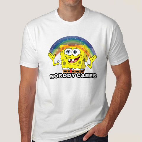 spongebob meme t-shirt india