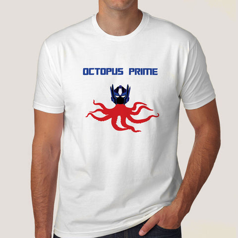 octopus prime optimus prime t-shirt india