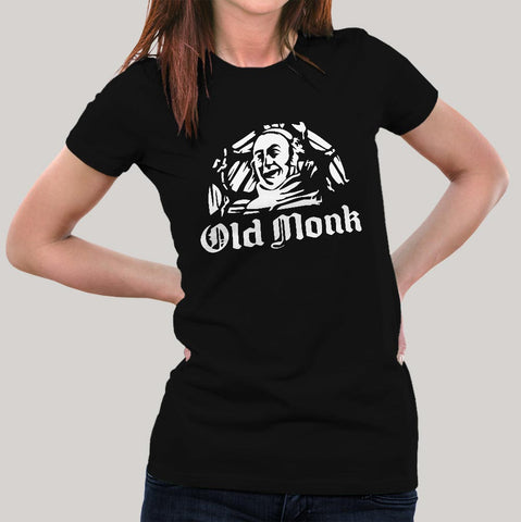 Old Monk Rum  Women's T-shirt