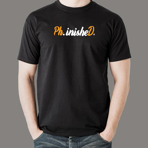 Phd T-Shirt For Men online india
