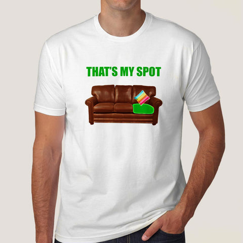 that's my spot sheldon cooper t-shirt india