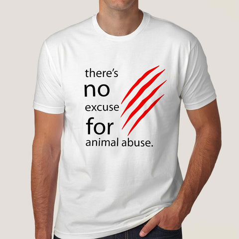 animal lover tee india