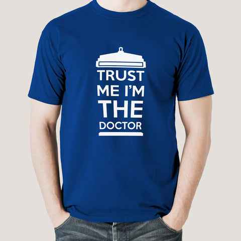 trust me i'm the doctor tee india