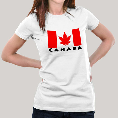 Canaba funny t-shirt india