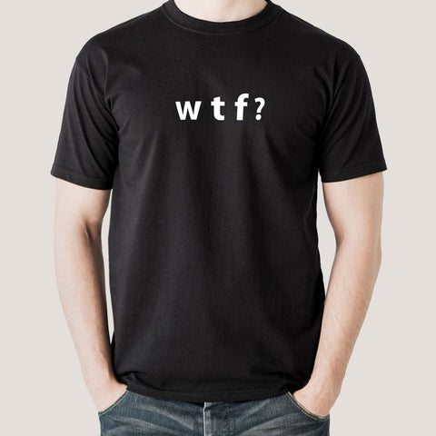what the fuck tshirt india