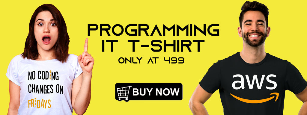 Programming T-shirts Men