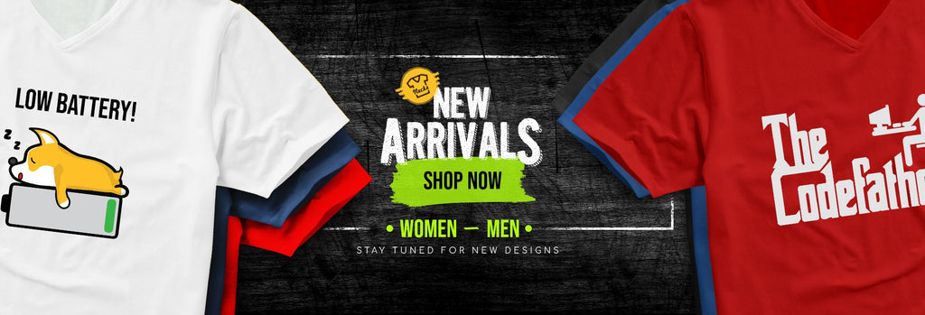New Arrivals for Men and Women Online