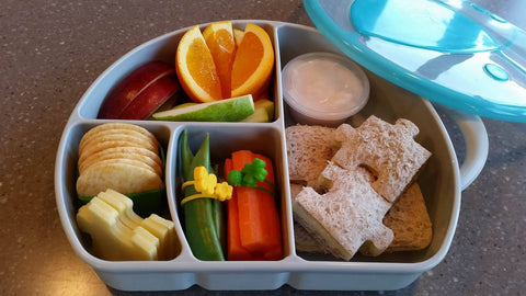 Bento Lunch Example