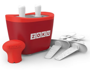 Zoku Quick Pop Maker | Duo - Red