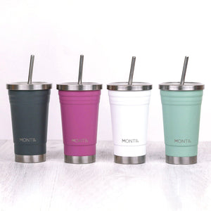MontiiCo Smoothie Cup (450ml) - Grey