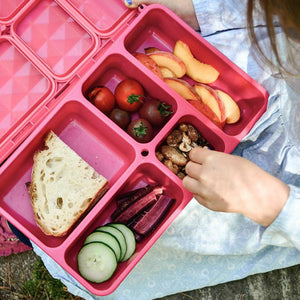 Go Green | Complete Lunch System - Cherries Jubilee - phunkyBento