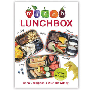 Munch Lunchbox Cookbook - phunkyBento
