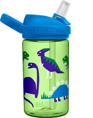 CamelBak Eddy+ Kids Drink Bottle 400ml - Hip Dino - phunkyBento