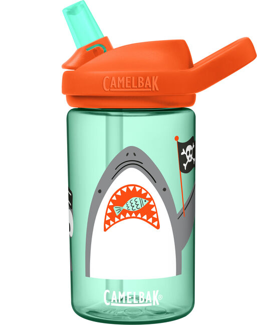 CamelBak Eddy+ Kids Drink Bottle 400ml - Arrgh Matey