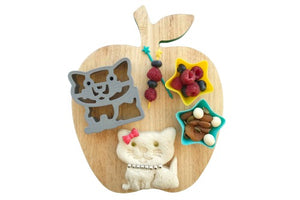 "Lunchpunch ""Paws"" Sandwich Cutters - (set of 2) - phunkyBento"