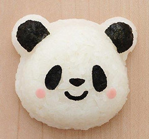 Panda Rice Shaper Set