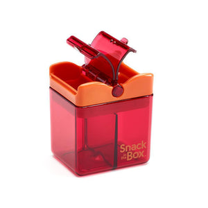 Snack in the Box | 235ml - Red/Orange