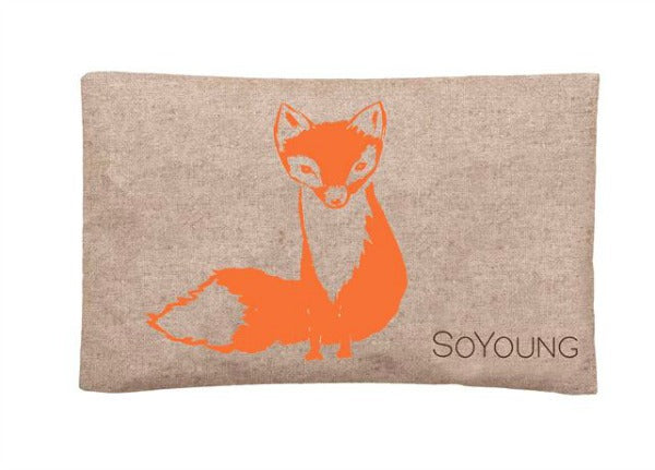 SoYoung Ice Pack - Orange Fox - phunkyBento