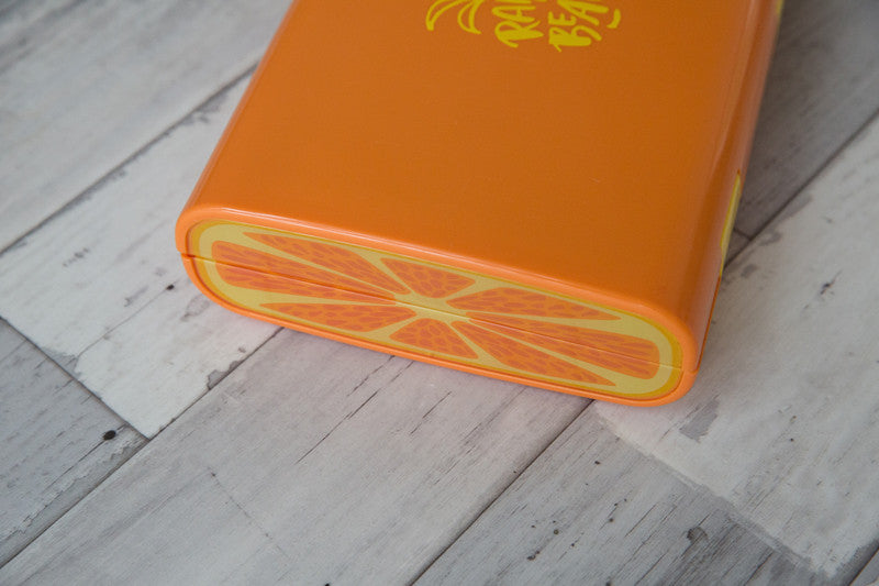 Rainebeau Orange Lunchbox - phunkyBento