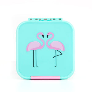 Little Lunch Box Co - Bento 2 - Flamingo - phunkyBento