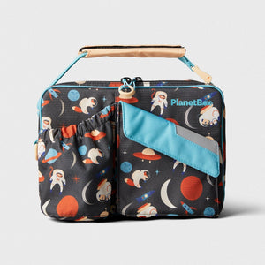 PlanetBox Insulated Lunch Bag - Space Animals