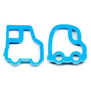 "Lunchpunch ""Drive"" Sandwich Cutters - (Set of 2) - phunkyBento"