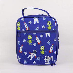 MontiiCo Insulated Lunch Bag - Space - phunkyBento