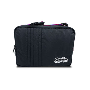 Goodbyn Insulated Lunch Bag - Black - phunkyBento