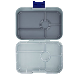 Yumbox Tapas Bento Lunchbox (5 Compartment) - Flat Iron Grey - phunkyBento