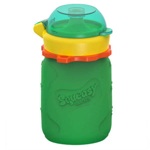 Squeasy Snacker | Small 104ml - Green