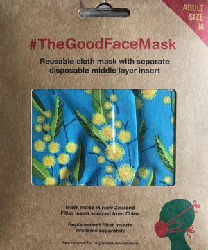 Munch | The Good Face Mask - Adult Medium