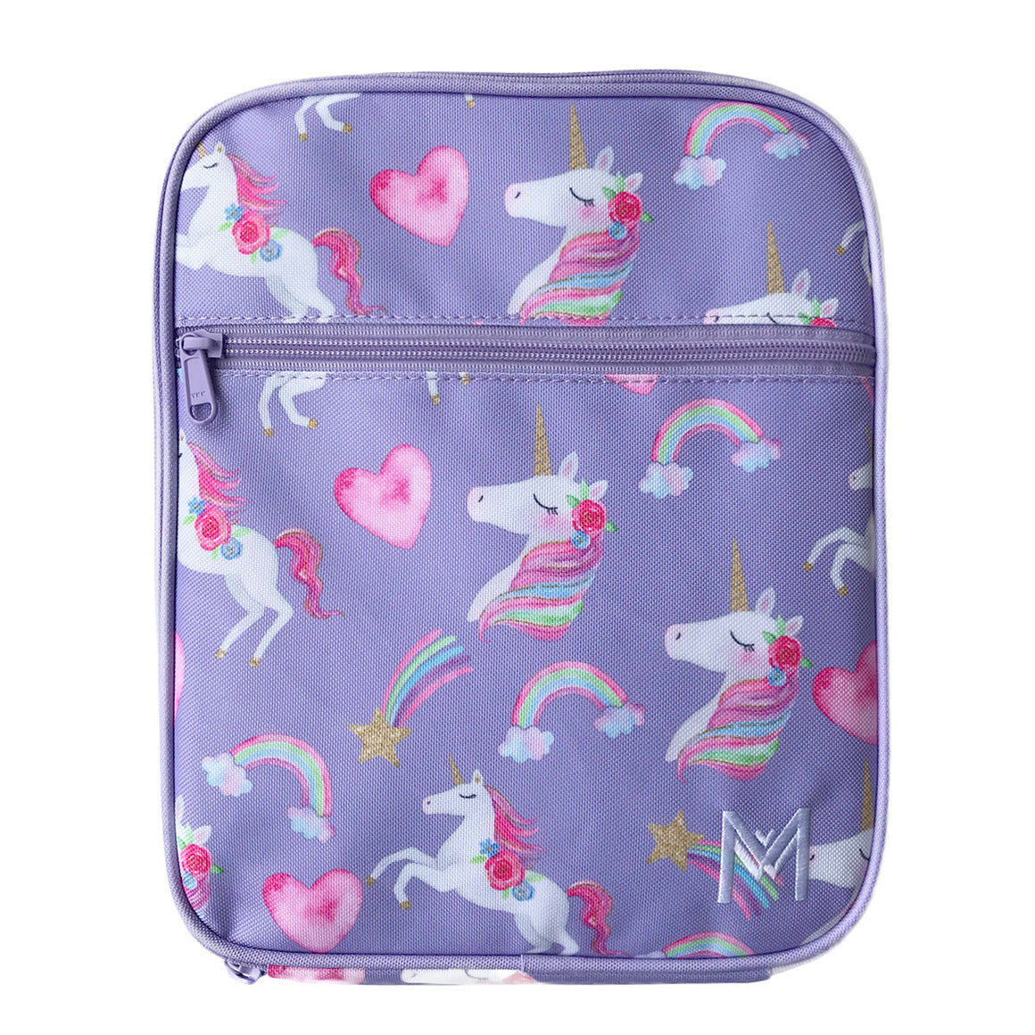 MontiiCo Insulated Lunch Bag - Unicorn - phunkyBento