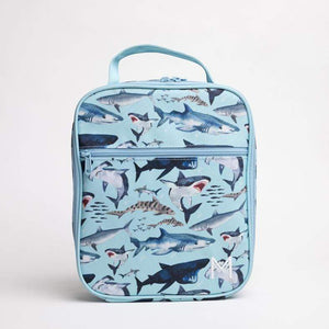 MontiiCo Insulated Lunch Bag - Shark - phunkyBento