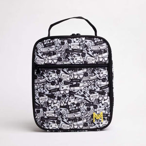 MontiiCo Insulated Lunch Bag - Street - phunkyBento