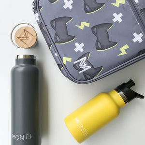 MontiiCo Insulated Lunch Bag - Superhero - phunkyBento