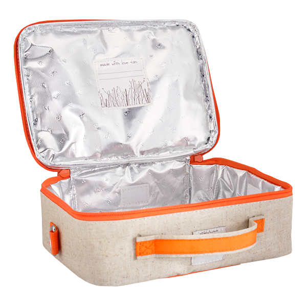 SoYoung Lunch Bag - Orange Fox - phunkyBento