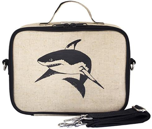 SoYoung Lunch Bag - Black Shark - phunkyBento