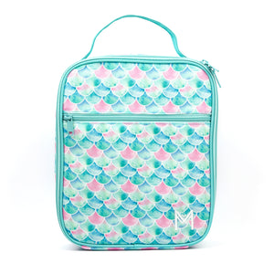 MontiiCo Insulated Lunch Bag - Mermaid V2