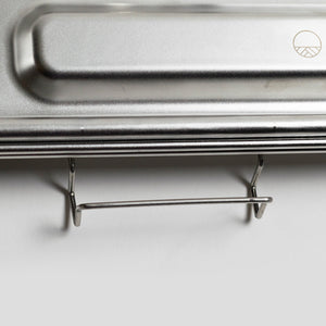 Nestling | Stainless Steel Bento Box - 5 Compartment