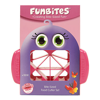 FunBites Sandwich Cutters - Hearts - phunkyBento