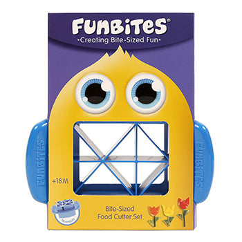 FunBites Sandwich Cutters - Triangles - phunkyBento