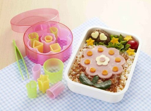 Shapes Food Cutter Set - phunkyBento