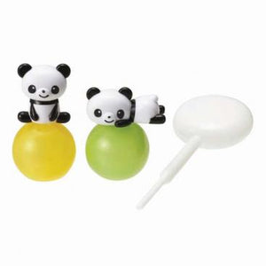 Panda Soy Sauce Bottles with Dropper