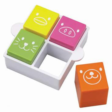 Mini Sandwich Cutter & Stamps - phunkyBento